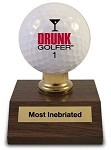 Most Inebriated Award