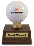Pissed Off Award
