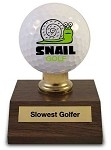 Slowest Golfer