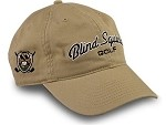 Blind Squirrel Golf Cap