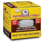 The Farting Golf Ball
