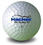 Hacker Golf Ball