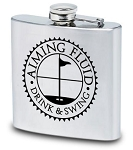 Aiming Fluid 6 oz. Flask