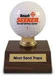 Most Sand Traps